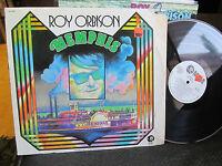 Roy Orbison Promo LP MEMPHIS '72 WLP rare oop original vinyl dj se4867 mgm