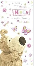 BOOFLE A VERY SPECIAL NIECE BIRTHDAY CARD BUTTERFLIES NEW GIFT