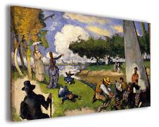 Quadri famosi moderni Paul Cezanne vol XX stampa su tela canvas arredo poster
