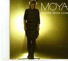 (DP470) Moya, A Little More Love - 2013 DJ CD