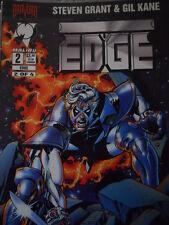 EDGE n°2 of 4 - Steven Grant & Gil Kane ed. Malibu Comics  [G.159]
