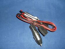 NEW CB,HAM RADIO POWER CORD WITH CIGARETTE LIGHTER ADAPTOR CB3P COBRA,UNIDEN