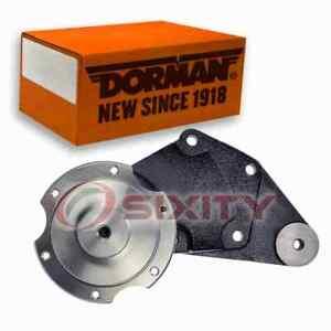 Dorman Engine Cooling Fan Pulley Bracket for 2013-2018 Ram 3500 6.7L L6 no