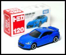 TOMICA #120 SUBARU BRZ 1/60 TOMY BLUE DIECAST CAR 2014 OCT NEW