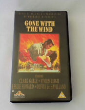 Drama Gone with the Wind VHS Films