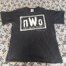 nWo Broken Bones Rules WCW T-Shirt New World Order Large 1998 Original Too Sweet
