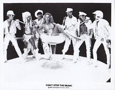 Valerie Perrine Village People Can't Stop The Music Walker Original Vintage 1980