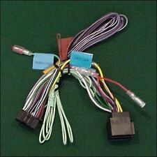 Kenwood DNX9210BT DNX-9210BT DNX 9210BT Power Loom Wiring Harness Lead Cord ISO