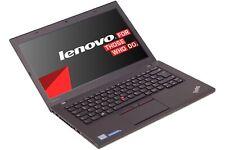 """Lenovo ThinkPad T460 Notebook 14"""" FullHD i5-6300U 8GB RAM 256GB SSD"""
