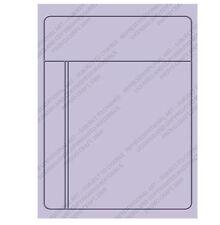 Cuttlebug A2 Embossing folder - Journaling Card 37-1914