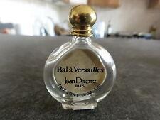 miniature jean desprez. bal à Versailles. 4 ml. 4.5 cm. bon état . ancien. vide