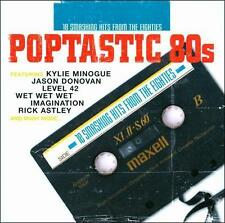 VARIOUS ARTISTS - POPTASTIC 80S: 18 FANTASTIC HITS FROM THE EIGHTIES NEW CD