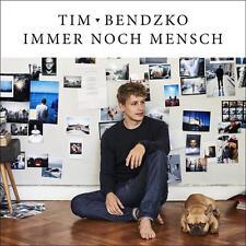 Immer noch Mensch von Tim Bendzko (2016) CD Neuware