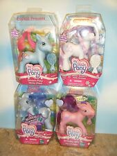 MY LITTLE PONY 3 CRYSTAL PRINCESS SETS PLUS *BONUS* CHILLY BREEZES *NEW*