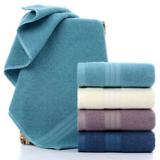 Home Comfortable Cotton Thick Soft Cotton Hand Towels Cleansing Face Towel.