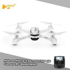 Original Hubsan H502S X4 FPV 5.8G RC Quadcopter Drone with 720P Camera GPS I7C4