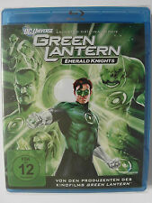 Green Latern Emerald Knights - Animation Wächter des Universums, DC Universe