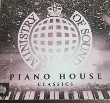 Ministry of Sound Piano House Classics 3 x cd