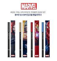 [THE FACE SHOP] Marvel Collaboration Inkgel Pencil Eyeliner 0.5g 4 Type Color