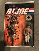 GI Joe Convention SGT. SLAUGHTER 2006 MOC Exclusive Factory Sealed Action Figure