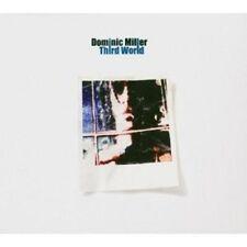 """DOMINIC MILLER """"THIRD WORLD""""  CD NEU"""