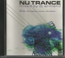 Nu Trance by DJ Armand (CD, Apr-2001, Container Music)