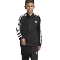 Adidas Superstar Top Jacket Bambino DV2896 Black White