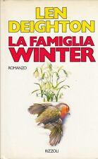 La Famiglia Winter - Len Deighton - Libro nuovo in offerta!