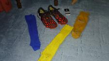 4-er Set Adidas Fußballschuhe Predator Gr.40 + 3 x Stulpen TOP