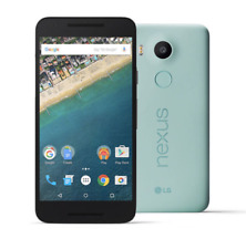 "Azul 5.2"" LG Nexus 5X H790 32GB Unlocked Android Móvile 4G LTE 12.3MP Hexa-core"