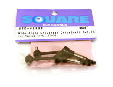 Square R/C Wide-Angle Universal Drive Shaft, 29mm Standard Axle for Tamiya TT-01