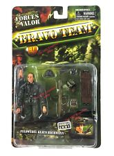 1:18 Unimax Toys Forces of Valor Bravo Team WWII German Soldier Figure Bachmann