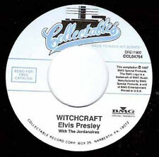 "ELVIS PRESLEY - Witchcraft 7""  45"