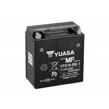 32YTX16BS1 - Battery YUASA YTX16-BS-1 Without Maintenance Livery With Pack Acid