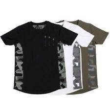 Camisas y camisetas de niño de 2 a 16 años de color principal negro