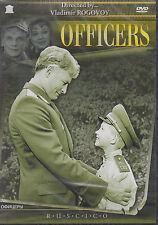 russische DVD russian Officers Offiziere Oficery Oficeri ОФИЦЕРЫ