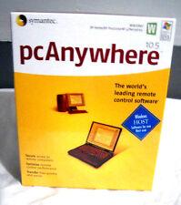 Symantec PC Anywhere 10.5 Windows Host  SEALED BOX NEW