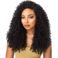 Sensationnel Synthetic Empress 6 Inch Part Custom Lace Front Wig Kinky Curly