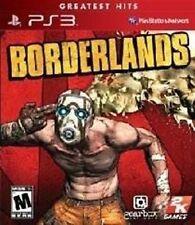 Borderlands (Sony PlayStation 3, 2009)