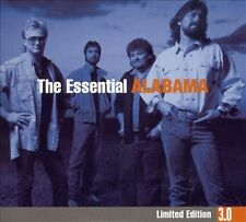 Essential Alabama [Limited Edition 3.0] [Digipak] (CD, Aug-2008) GREATEST HITS
