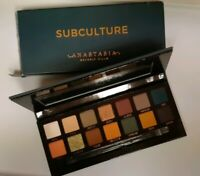 Anastasia Beverly Hills~SUBCULTURE~ Eyeshadow palette ~ 100% Authentic w/receipt