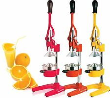Citrus and Pomegranate Juicer; Variety of Colors; High Quality, Heavy Duty