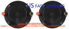 2pcs Diaphragm For Eminence ASD1001, 8 Ohm, D-ASD1001 Driver From US