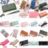 Women's Ladies Purse Coin Wallets Phone Card Holder Case Long Clutch Handbags