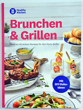 Brunchen & Grillen Kochbuch von Weight Watchers 2020
