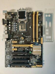 ASUS B85-A ATX motherboard DDR3 LGA 1150 4th Gen Intel CPUs support