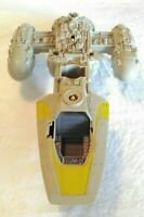 Vintage Kenner Star Wars ROTJ Y-Wing Fighter Body-Incomplete-Working Electronics