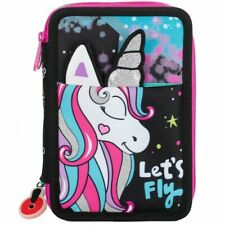 Giochi Preziosi Astuccio 3 Zip Unicorn GoPop 2020 Cancelleria Scuola Bambina