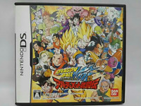 Dragon Ball Z Kai NINTEND DS NDS Import Japan Ultimate Butoden