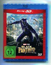Black Panther 3D - Marvel  3D Blu-ray
